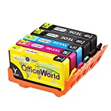 Prendi l'OfficeWorld, stampa la tua vita colorata! Compatibile con le seguenti stampanti HP Officejet 6950 HP Officejet Pro 6960 HP Officejet Pro 6970 Caratteristiche del prodotto Qualità Premium: facile da installare. Stampa liscia senza intasamento...
