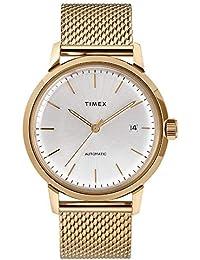 a5f0385eddad Timex Marlin TW2T34600 - Reloj automático para Hombre (Caja SST