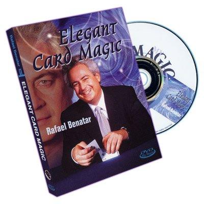 Preisvergleich Produktbild Elegant Card Magic by Rafael Benatar - DVD