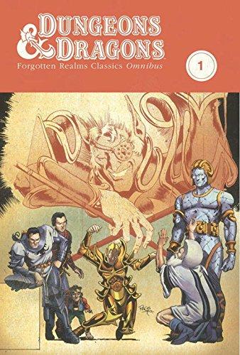 Dungeons & Dragons: Forgotten Realms Classics Omnibus Volume 1