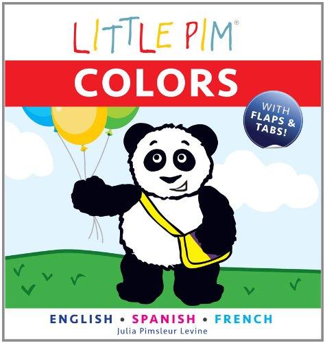 Colors (little pim) EPUB Descargar gratis!