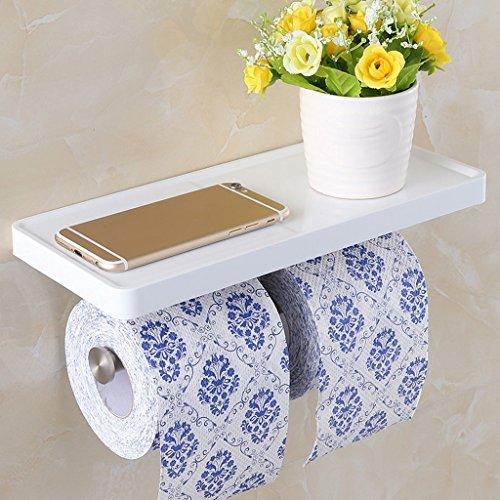 GRY Badezimmer Papierhandtuchhalter Edelstahl Toilettenpapier Toilettenpapier Toilettenpapierhalter Toilettenpapierrolle,* 2 *