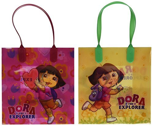 dora-party-favor-goodie-small-gift-bags-12-by-unknown