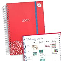 Boxclever Press Family Life Book Diary 2020. Feature Packed Weekly Planner with 7 Column Grid Layout. 2020 Diary A5 Week to View Family Planner Runs Until Dec