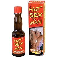 Ruf Aphrodisiaque Stimulation Sexuelle pour Homme 20 ml