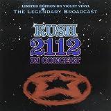 2112 in Concert [Vinyl LP]