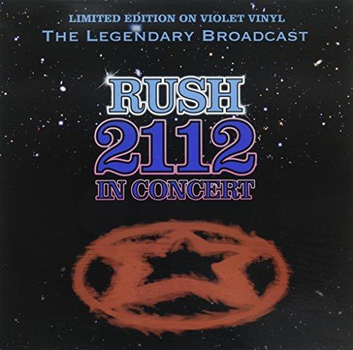 Preisvergleich Produktbild 2112 in Concert [Vinyl LP]