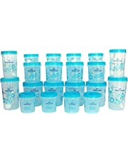 Princeware Twister Combo Plastic Package Container Set