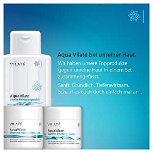 aqua vilat antiakne set 3 produkte wirksam gegen unreine und entz ndliche haut. Black Bedroom Furniture Sets. Home Design Ideas