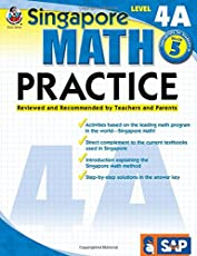 Singapore Math Practice: Level 4a