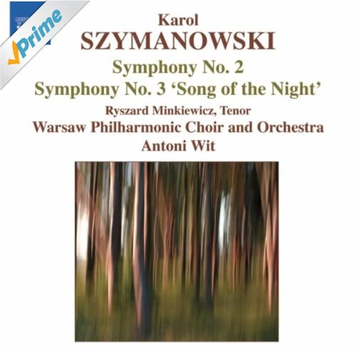 "Symphony No. 3, Op. 27, ""Piesn o nocy"" (The Song of the Night): II. Allegretto tranquillo"