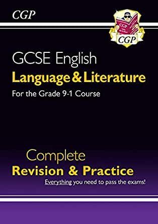 GCSE English Language and Literature Complete Revision