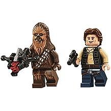 LEGO® Star Wars Star Wars Death Star Minifigures - Han Solo & Chewbacca (75159)