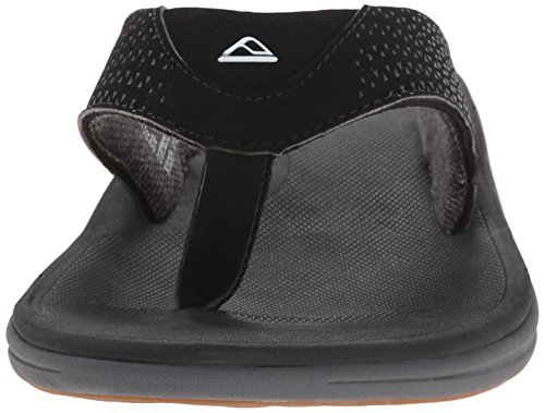 Reef Rover, Tongs Homme Black