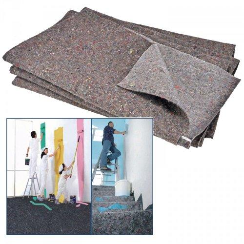 Malervlies 3x1m Abdeckvlies 180g/m² Saugvlies für innen und außen Renoviervlies