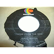ISSAC HAYES 45 RPM Theme From the Men / Type Thang