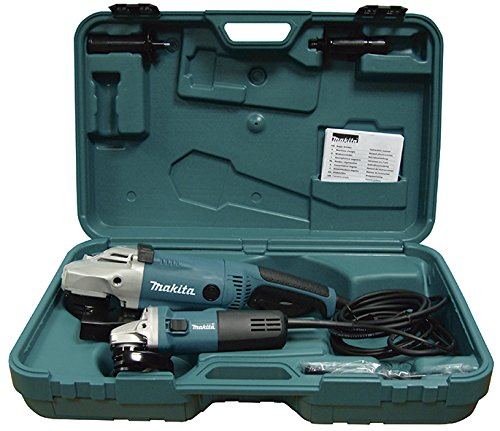 Angle Grinder Kit (Makita meu050 – Kit Combo GA9020S + 9554nb)
