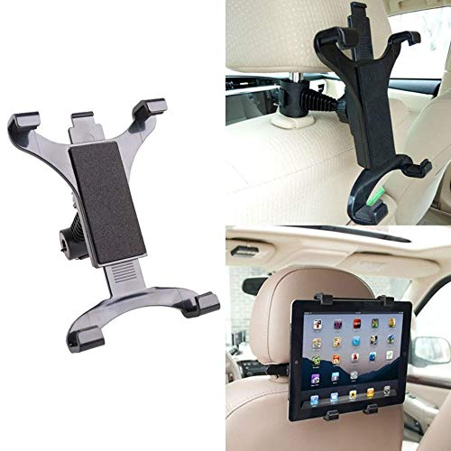 fish Premium car seat headrest Mount Holder Stand for 7-10 inch Tablet/GPS/ipad - Mount Laptop Car