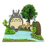 Paper Craft Studio Ghibli mini Totoro Satsuki e Mei MP07-05 (Il mio vicino Totoro)