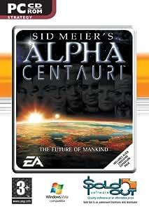 Sid Meier's Alpha Centauri Complete (PC) [import anglais]