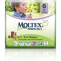 Moltex Nature No1 Eco Nappy XL Size 6 (16-30 kg/35-