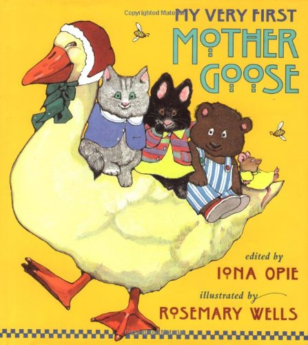 My Very First Mother Goose por Iona Opie