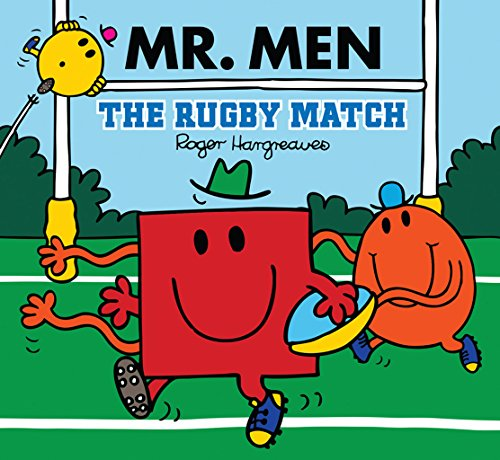 Mr. Men The Rugby Match (Mr. Men and Little Miss) by Roger Hargreaves