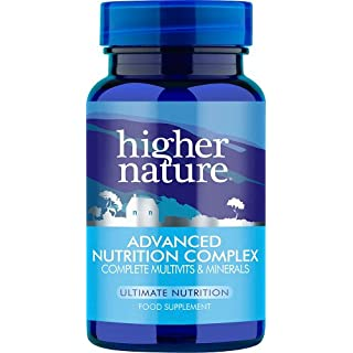 Higher Nature Advanced Nutrition Complex Pack of 180