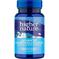 Higher Nature Advanced Nutrition Complex - 180 Tabletten preisvergleich bei billige-tabletten.eu