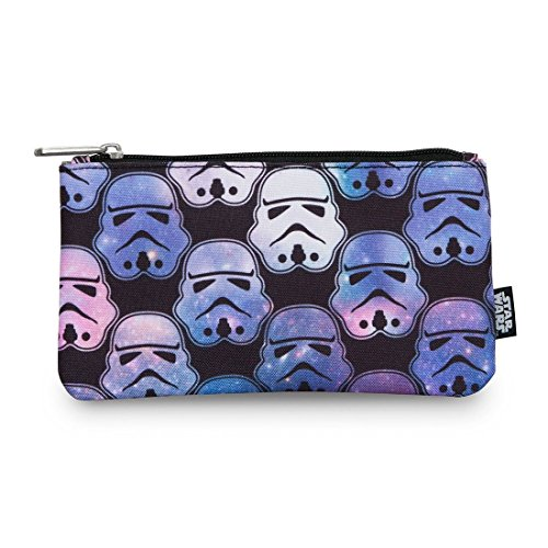 Star Wars by Loungefly Coin/Cosmetic Bag Ombre Stormtrooper