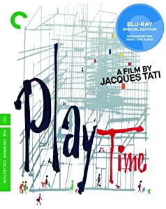 Criterion Collection: Playtime [Blu-ray]
