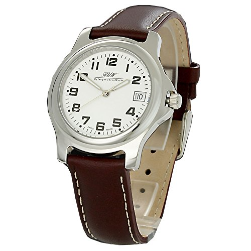 BUW Herren ETA Quarz Uhr Chronograph Swiss Made u822eb