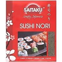 Saitaku Sushi Nori (14g) (Paquete de 2)