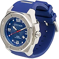 OTUMM Speed Classic 05368 Men's Watch XL - 53 mm (Analogue) - Blue