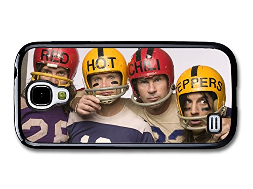 Red Hot Chili Peppers Rock Band RHCP Posing with Helmets hülle für Samsung Galaxy S4 mini