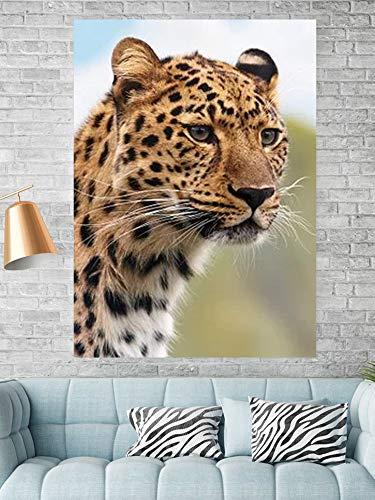 Tipolitografie Ghisleri Senza-cornice-70x100-canvas-pxbay-ghepardo-leopard