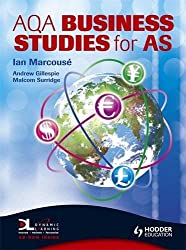 AQA Business Studies for AS: The Marcousé Edition (Marcouse Edt)