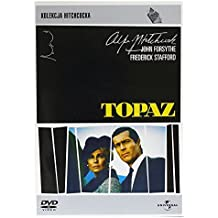 Topaz [Region 2] (English audio. English subtitles) by Frederick Stafford