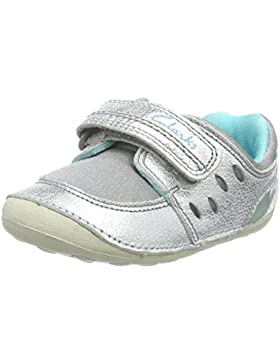 Clarks Little Leap Mädchen Sneakers