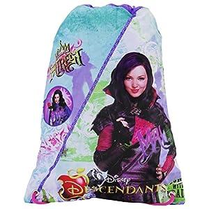 Disney Descendants Fairest Mochilla Saco Bolso Escolar