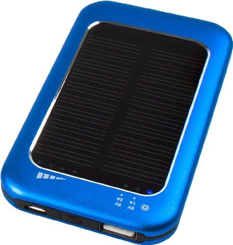 Mtec Solar Ladegerät *3000mAh* / externer Akku (Portable Ein Gps Star)