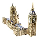 Educa 16971.0 - 3D Monument Puzzle Parliament & Big Ben