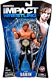 TNA Deluxe iMpact Series 12 Chris Sabin Wrestling Action Figure