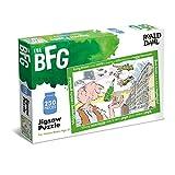 Roald Dahl Kids 250 Piece \'Big Friendly Giant\' Jigsaw Puzzle