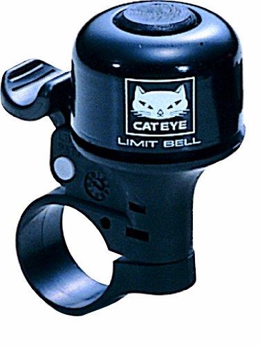 Cateye Fahrradklingel PB-800, schwarz, S, 5550110.0