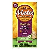 Metamucil Fiber Wafers Apple Crisp 24 Each (Pack of 2)