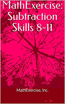 MathExercise: Subtraction Skills 8-11