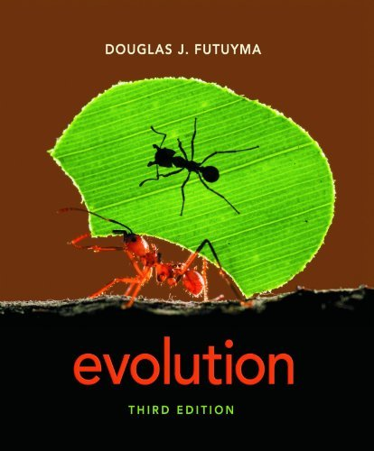Evolution (Looseleaf), Third Edition by Douglas J. Futuyma (2013-03-15)