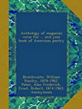 Anthology of magazine verse for ... and year book of American poetry: 1919