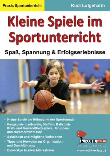 Kleine Spiele im Sportunt